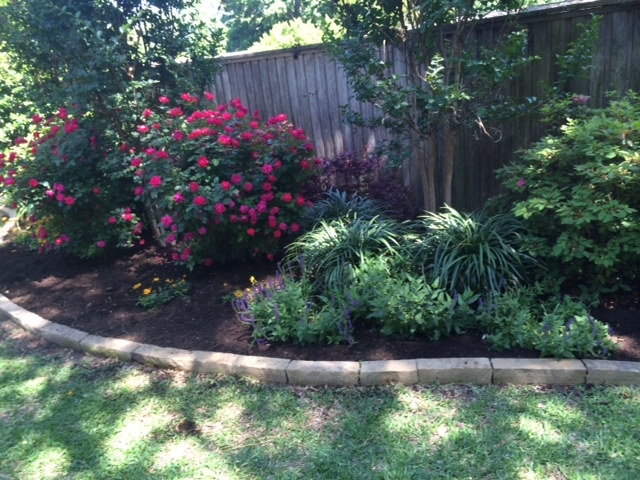 flowerbed design